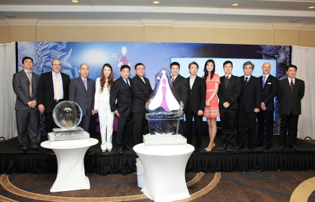 MISS NY CHINESE BEAUTY PAGEANT 2014 KICK OFF RECEPTION AND PRESS CONFERENCE