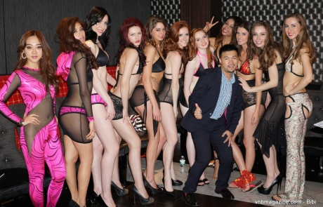 VNB MAGAZINE PRESENTS A STUNING LINGERIE SHOW AT THE HEART OF WILLIAMSBURG