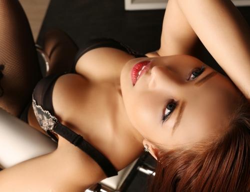 VNB magazine cover model: Anna Katana