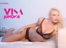 VNB magazine feature model: Misa Junova Makeup: Lily Wong