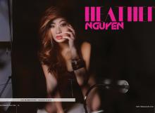 VNB magazine feature model: Heather Nguyen