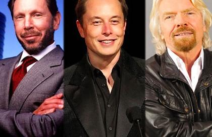 Risk-Taker-Entrepreneurs