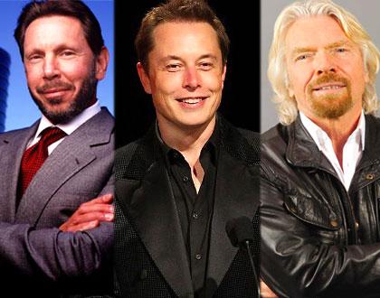 The Top 10 Dare Devil Entrepreneurs Who Embrace Risk