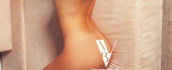 VNB magazine cover model: Nessie