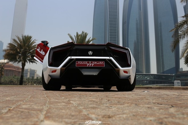 dubai super car