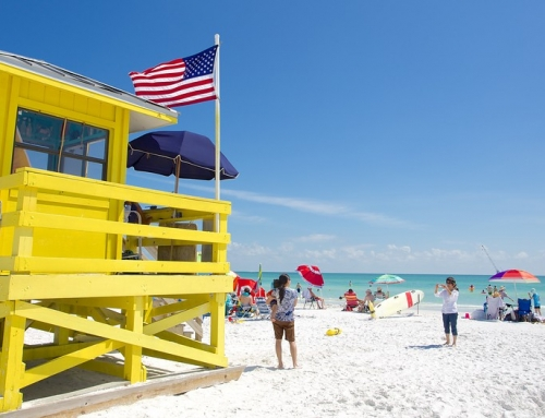 最受歡迎的美國海灘 Popular beaches in united states