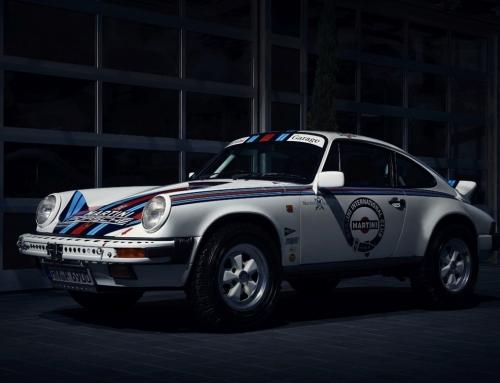 1978 Porsche 911 'G' Safar