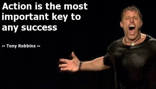 Tony Robbins On Life And Success- 5 Key Takeaways