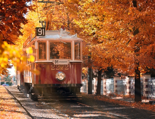 10 cities have beautiful autumn in Europe