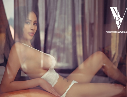 VNB magazine featured model: Huong T Tran