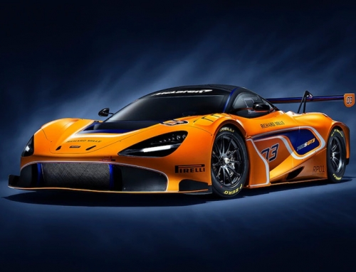 Supercar McLaren 720S GT3 revealed, $ 564,000