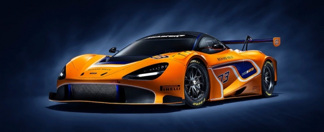 McLaren720SGT305